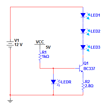 Power LED Driver Circuit - Electronics DIY - Quality