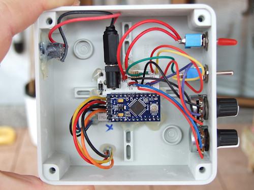 Progetti arduino elettronica