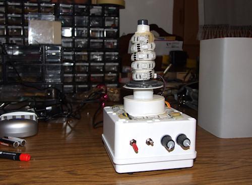 High power rgb lamp 1.0 u2013 lampada rgb led con arduino mini pro e
