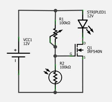 Simple Ldr Switch Electronics Amp Arduino
